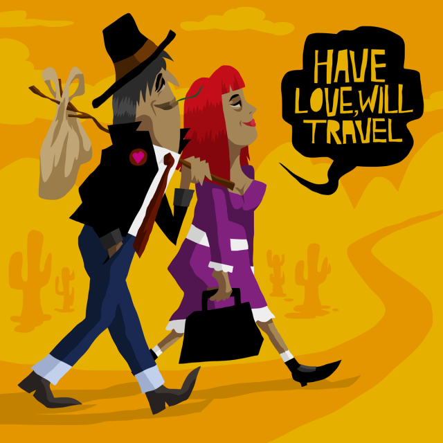 05 - Have Love Will Travel