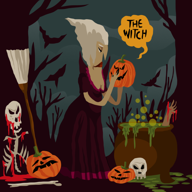 08 - The Witch