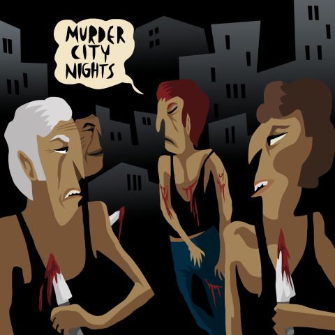 18 - Murder City Nights