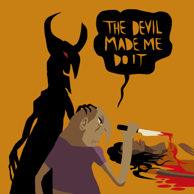 21 - The Devil Made Me Do It