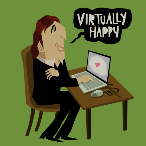 23 - Virtually Happy