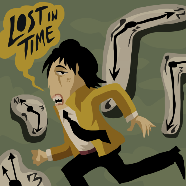 25 - Lost In Time